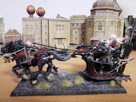Hunting Chariot