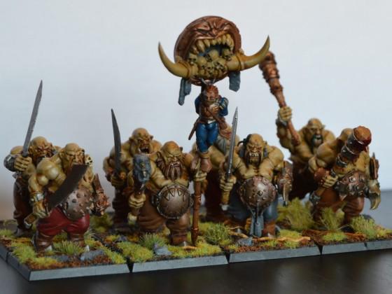 Ogre Tribesmen
