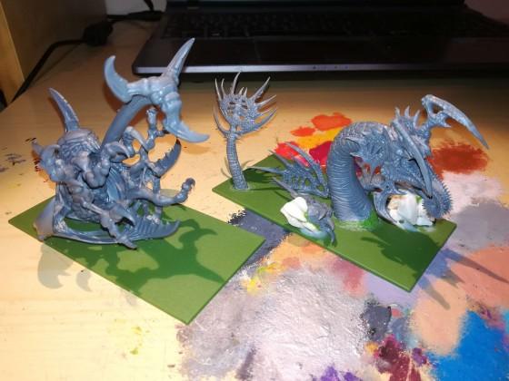 Krakens #1 & #2