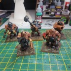 Scottish Knight Assorted Conversions