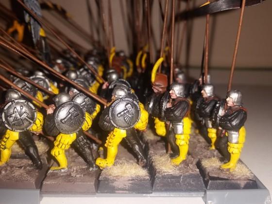 Heavy Infantry Spearmen