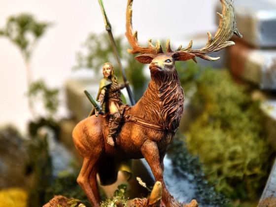 Wild Huntress