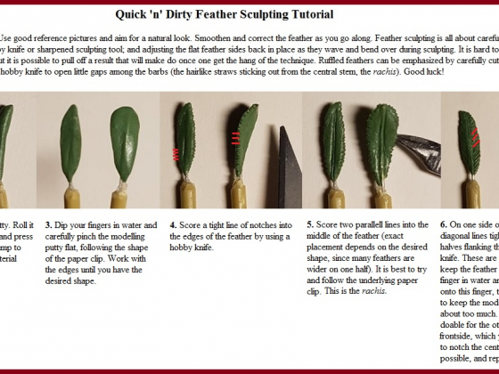 Feather Tutorial