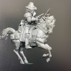 Caballeros Miniatures Inquisitor