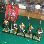 Sergeants of the 4/IG