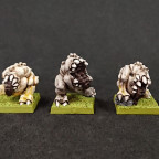 MOM Miniatures - Gnashers