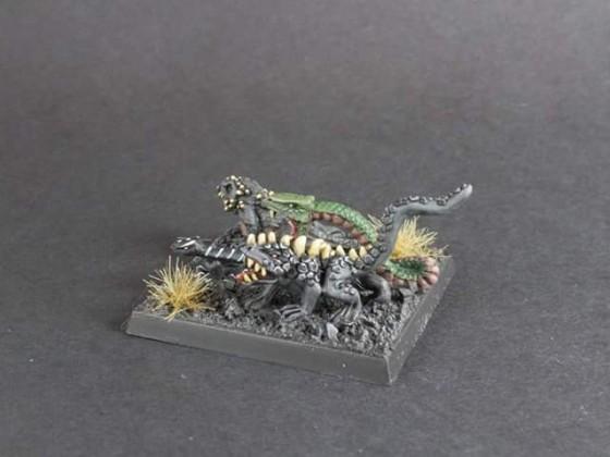 My Xokha Snake Swarms