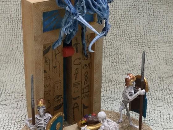 The False door / Casket of Phatep
