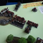 Sheffield Slaughter 2017 Warriors v Infernal Dwarves