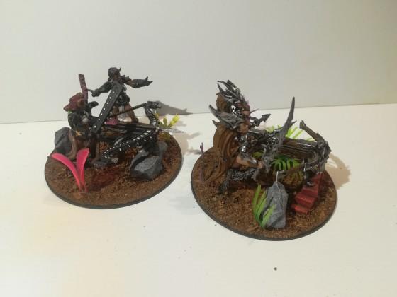 Dread Reaper #1 & #2