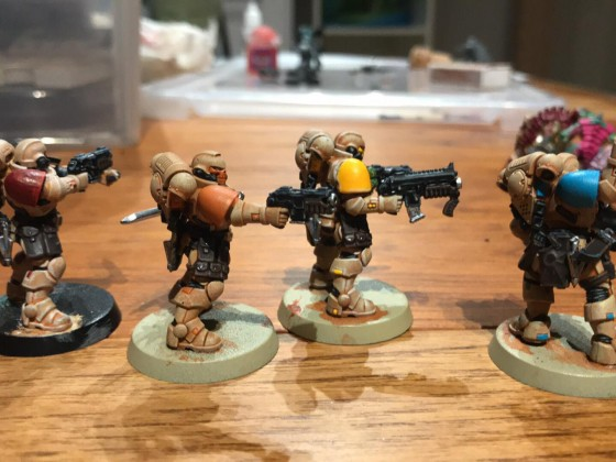 MrMossevig's Painting League 2019 - Kill Team