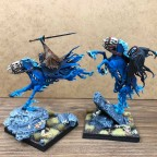 Mounted wraights