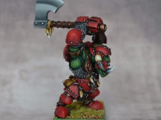 Badruk Headsplitter / Iron Orc Warboss
