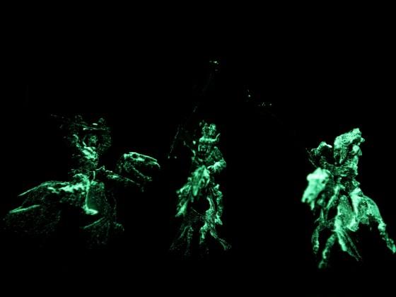 Chasseurs spectraux (phosphorescent)