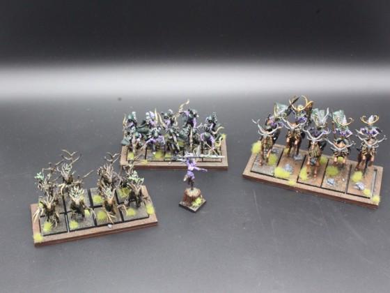 Quick Starter - Sylvan Elves