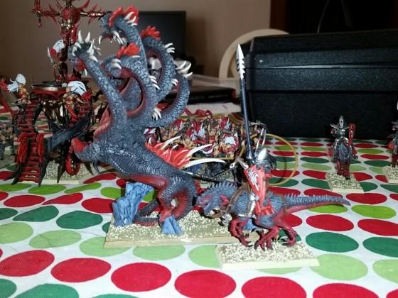 Hydra and Dread Knight
