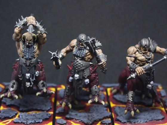 Infernal Dwarves (ID) Army