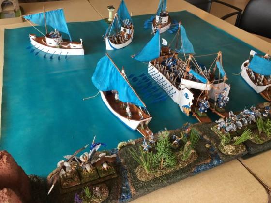 HBE Amphibious Fleet