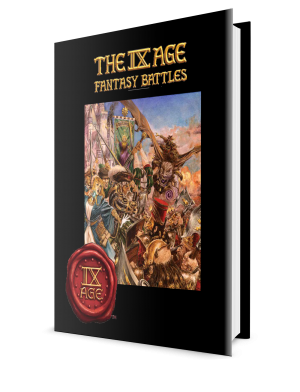 The 9th Age hardcover