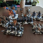 Nearly Complete WDG Army