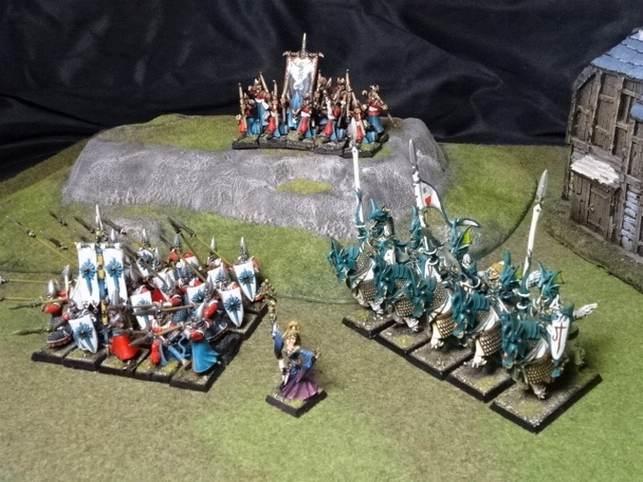 Quickstarter Highborn Elfes 2