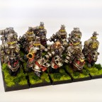Dwarf Bear Knights