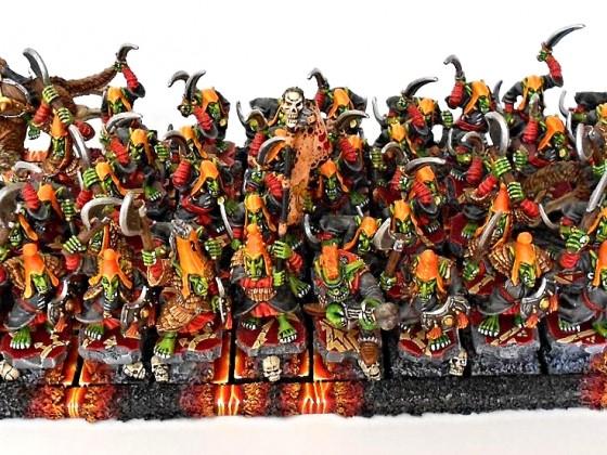 Hobgoblin warriors horde 3