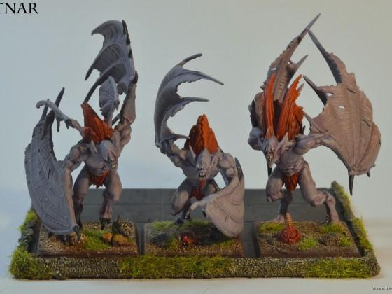 Vampiric Monstrosities.