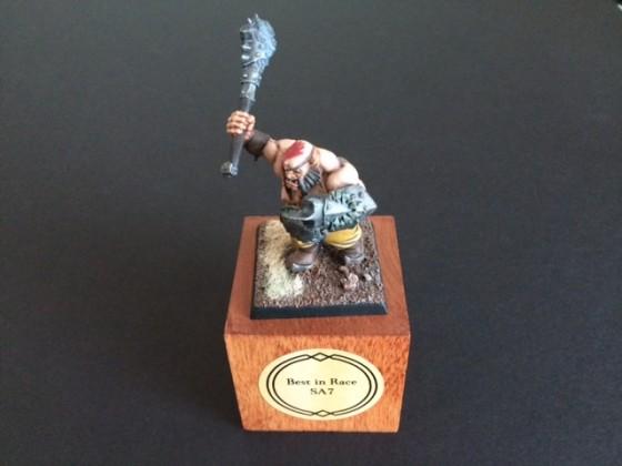 Ogre Khans Tribesman