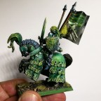 Green Knight. If you don't want to forget the banner bonus, put one!