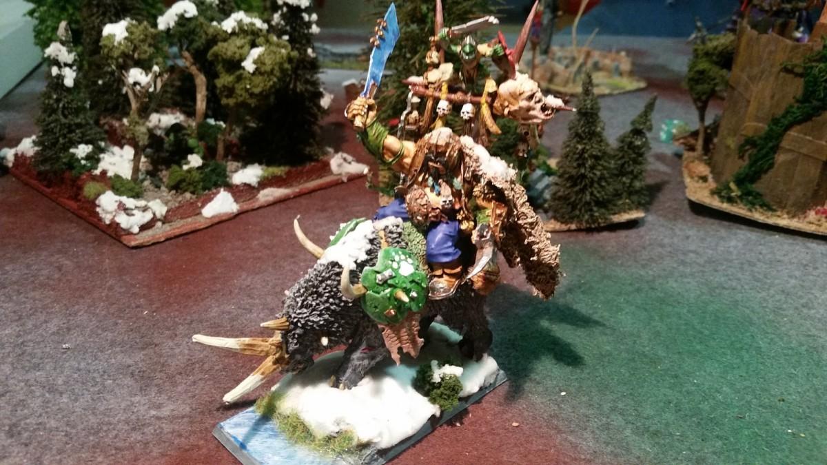 Mammoth Hunter (Front)