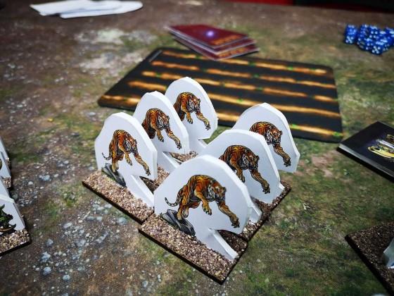 Paperhammer OK Tigers