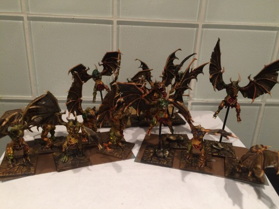 Furies of Pestilence