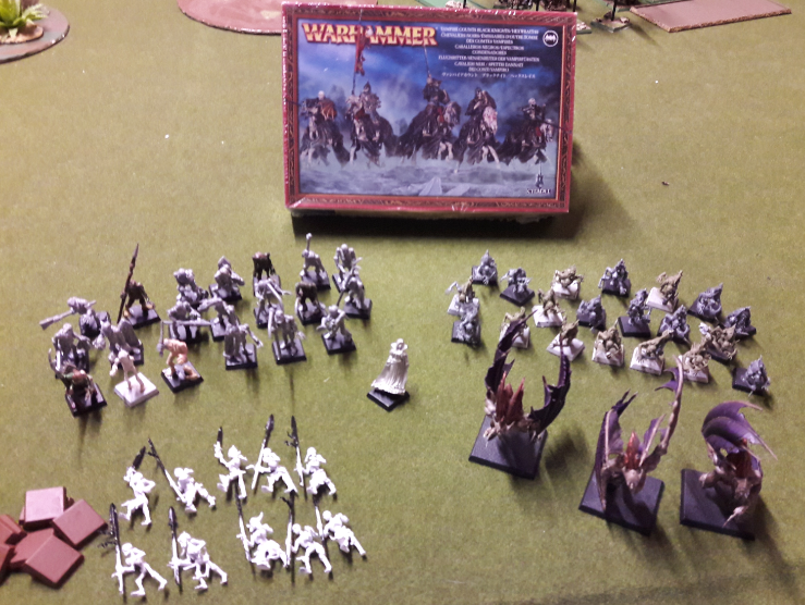 Fight for Avras: VC Army pre-paint