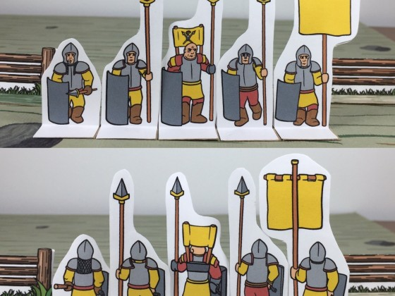 EoS Heavy Infantry with spears