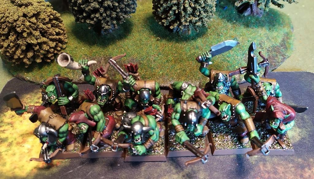 Orc Crossbowmen
