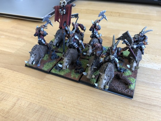 Centaurs Conversion