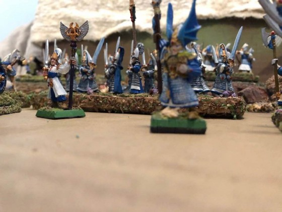 The Fearsome Sword Masters!