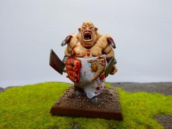 "Ogre Gorelock according to Cédric ""Greengoffik"""