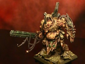 Daemon Prince of Plague