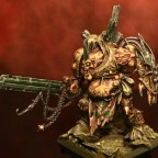 Daemon Prince of Plague