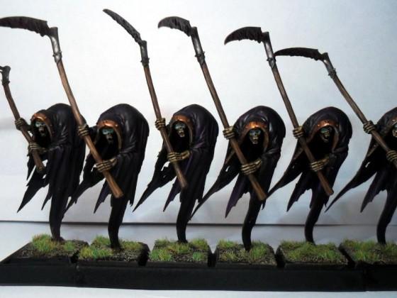 Wraith Sentries