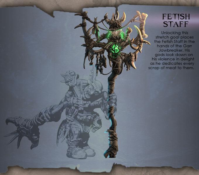 Fetish Staff for goblin