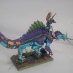 Stygiosaur with champion