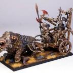 Beastlord on Razortusk Chariot