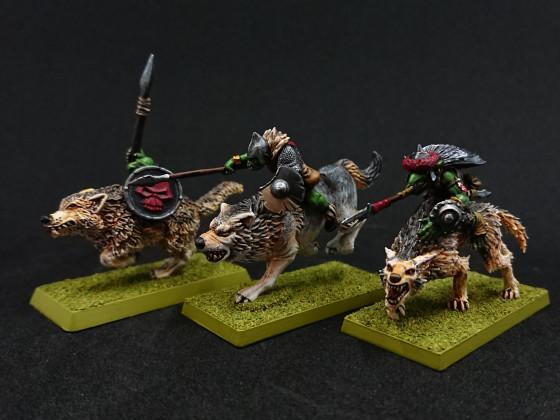 Non-GW Goblin Wolf Raiders