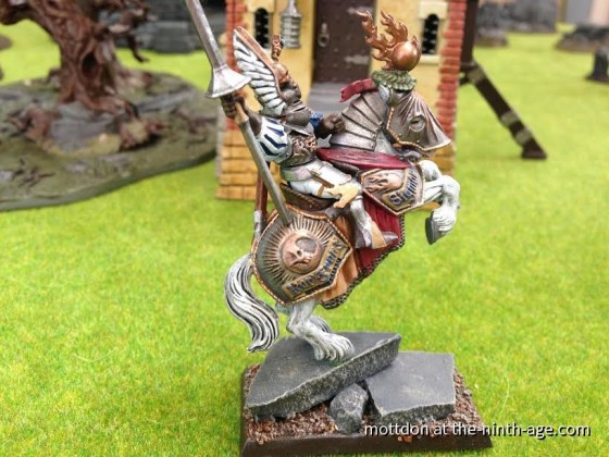 Mounted Captain BSB