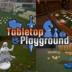 Tabletop Playground Teaser