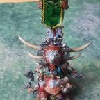 King on War Throne