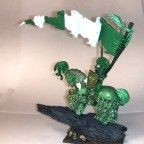 Green Knight for my KoE army